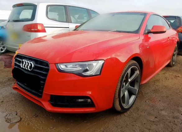 Audi A5 на части facelift 2013г  #coupe #sportback 2.0tdi 3.0tdi