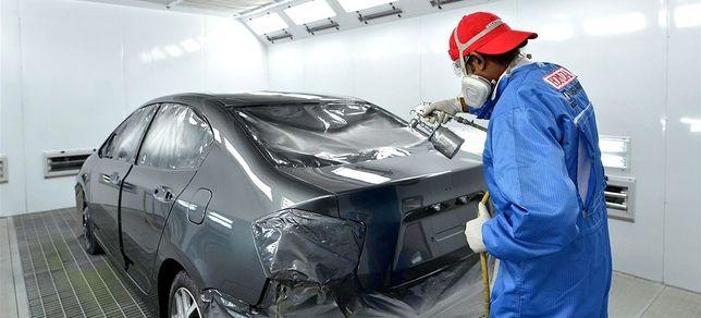 Пакраска авто ремонт кузова