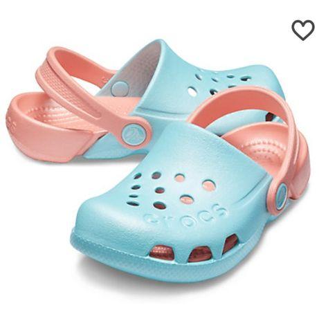 Crocs ( кроксы) Electra Есть все расцветки. размеры от 24 до 35
