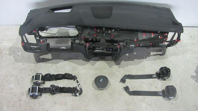 Bmw x5 x6 f15, f16 airbag plansa centuri originale nu tiganii reparate