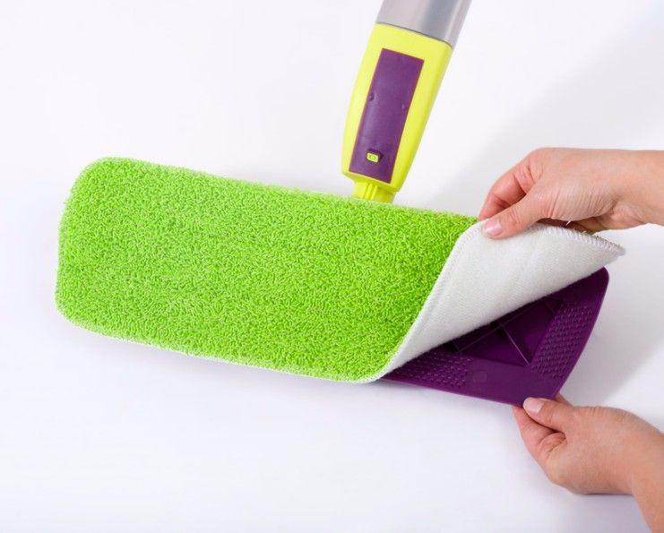 Резервна микрофибърна подложка (кърпа) за Спрей Моп (spray mop )