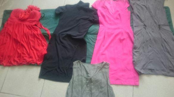 Продавам рокли на куп