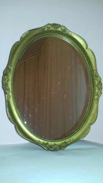 Старинно малко огледало