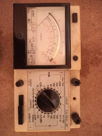 Тестер 43101 прибор электроизмерительный многофункциональный