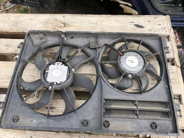 Electroventilator termocupla VW Passat CC B7 Tiguan 2.0 tdi CBAB CFFB