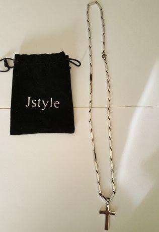 Jstyle Colier din oțel inoxidabil.