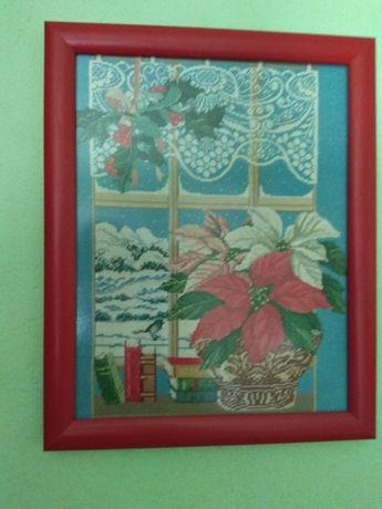 Коледен прозорец