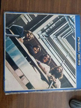Виниловый диск (двойник-2 диска) Beatles