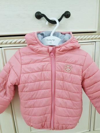 Куртка на девочку Baby Go