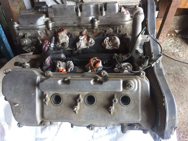 Двигатель лексус 3л. 1 MZ-FE