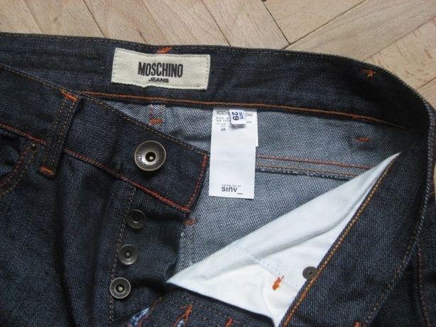 jeans MOSCHINO uomo,noi,marimea 29