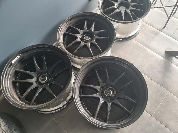 Джанти 20цола  5х114,3 за Нисан Nissan GTR , Тойота , Хонда и др