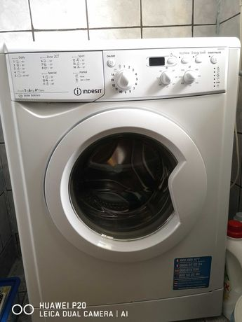 Indesit пералня.
