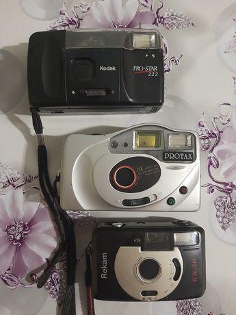 Продам фотоаппараты Kodak , Protex, Rekam, рабочие, для коллекционеров