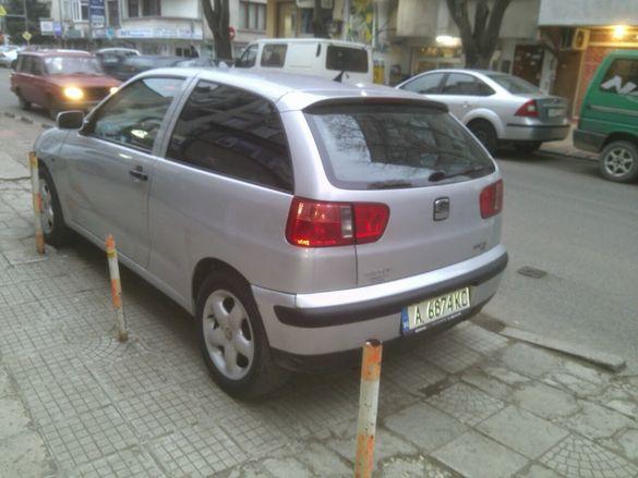 Seat Ibiza 1.9 TDI 2003г.