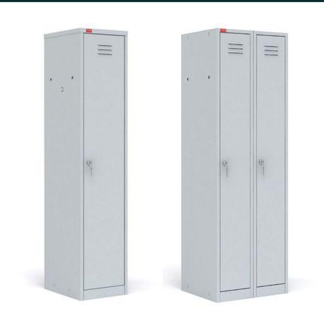 Шкаф металлический для одежды,