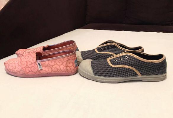Toms, Bensimon гуменки, обувки 33номер