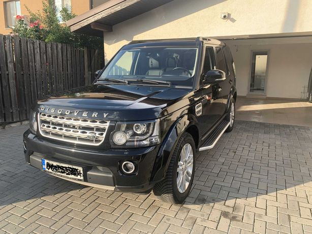 Vand Land Rover Discovery 4