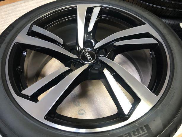 Jante Originale Audi A7 , pe 20 cu anvelope Vara !