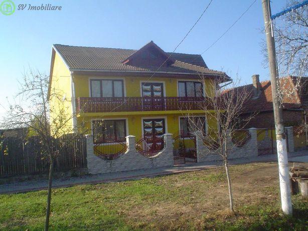 Vand Casa(Vila)D+P+1cu gradina si curte in Jupa,jud. Caras-Severin