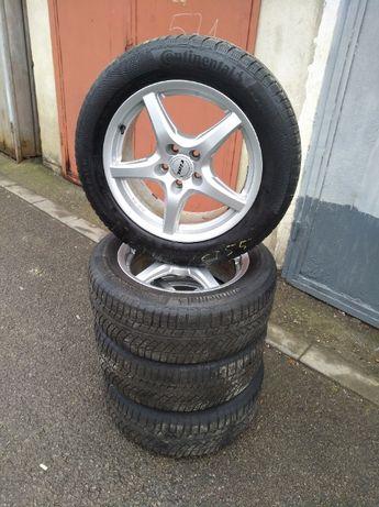 Roti Echipate 235/55/17 Vw/Audi
