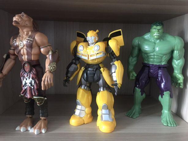 Figurine Super Eroi