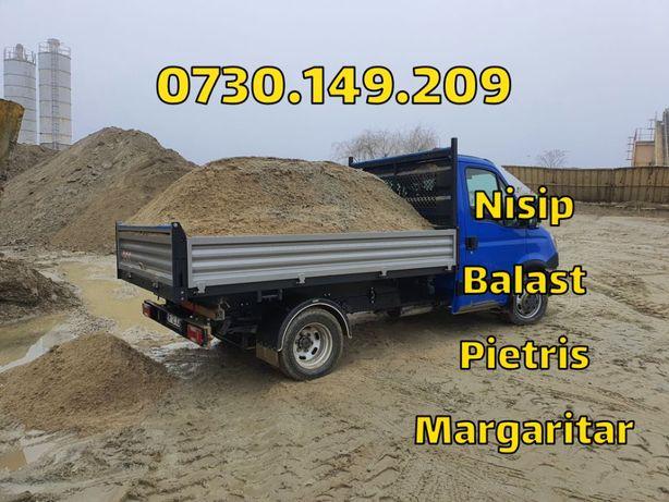 Nisip/Balast/Pietris/Pamant vegetal Bolintin-vale*