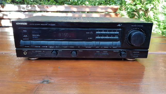 Amplificator Kenwood KR-A5020 / 2x 60W RMS in 8 Ohm
