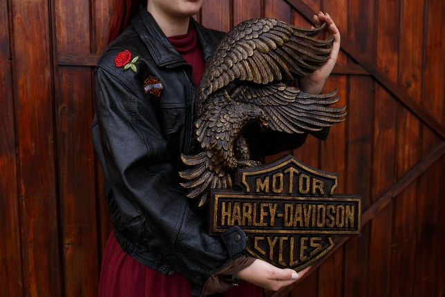 Panoplie Harley Davidson Eagle