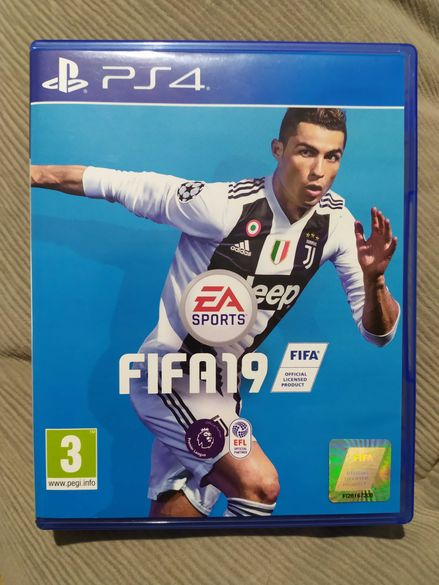 PS4 FIFA 19 PlayStation 4
