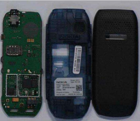 Nokia 1616 pt piese