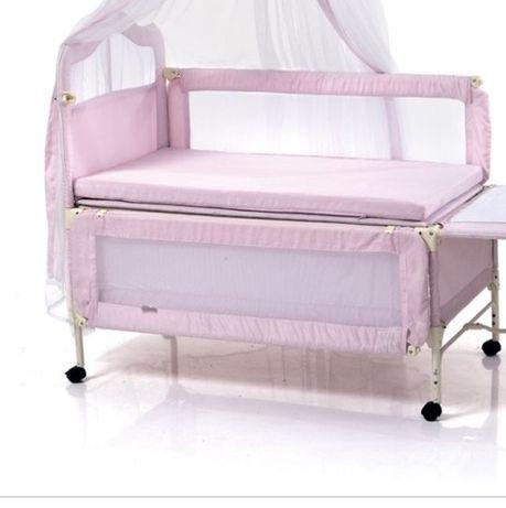 Отдам в дар б/у детскую кроватку для девочки