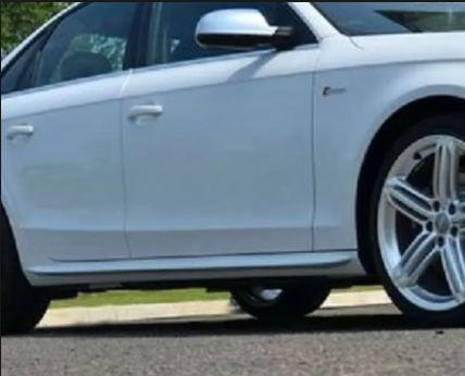 Set Praguri laterale Audi A6 C7 4G S-line Sline S line S6 Sedan /Avant