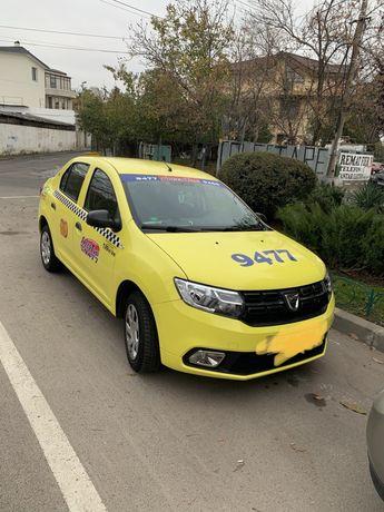 Sofer Taxi Logan II - ofer la plan 24H colantat Speed Taxi