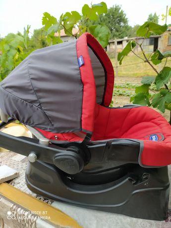 Стол за кола от 0 до 13 кг  розов и червен Чико 0-13 кг - 45лв