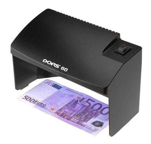 Детектор валют, купюр , банкнот DORS60,