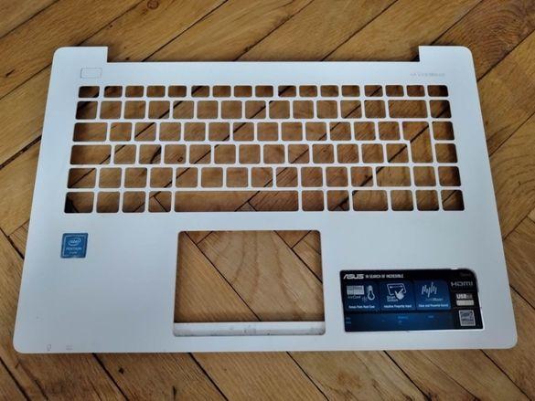 Palmrest Asus X453M White Part Original Used