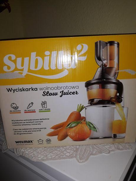 Storcator Sybilla 2 Wellmax