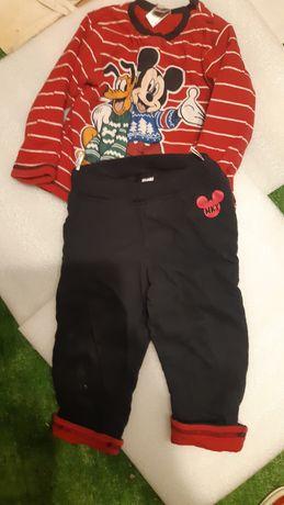 Costumas gros marime 92 Mickey mouse