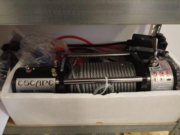 Troliu electric ESCAPE pentru platforme auto 12000lbs