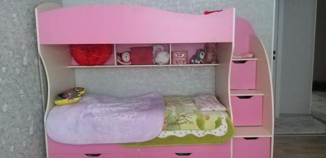 Детская Двухэтажная кровать
