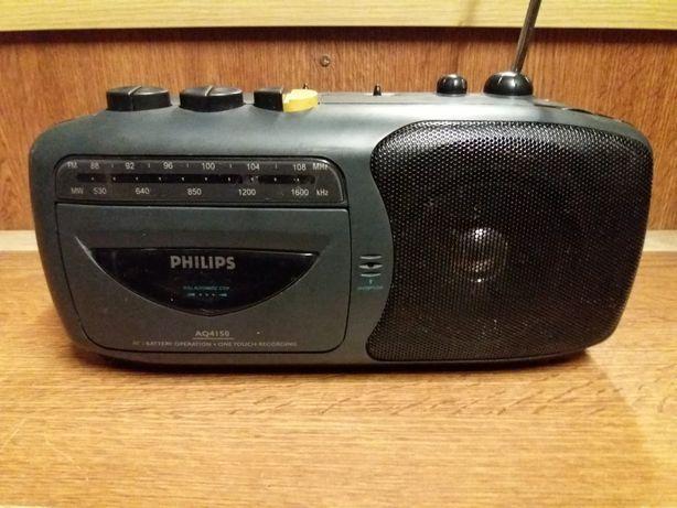 Radiocasetofon stereo Grundig UMS 4700 SPCD RR315 Watson Philips