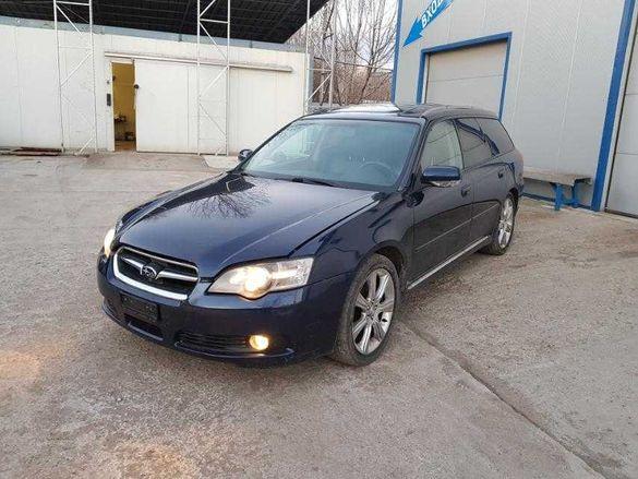 Subaru Legacy 3.0 ръчка 6 скорости НА ЧАСТИ
