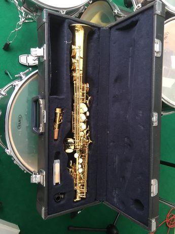 Продам саксофон  (сопрано) «Vibra»
