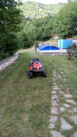косене на трева.