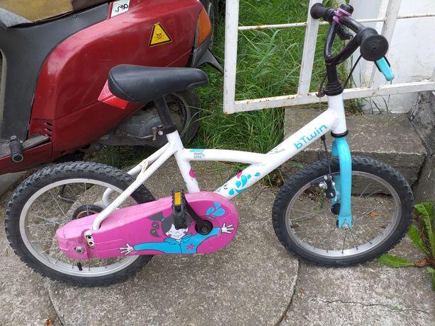 Bicicletă copii germană roti 16