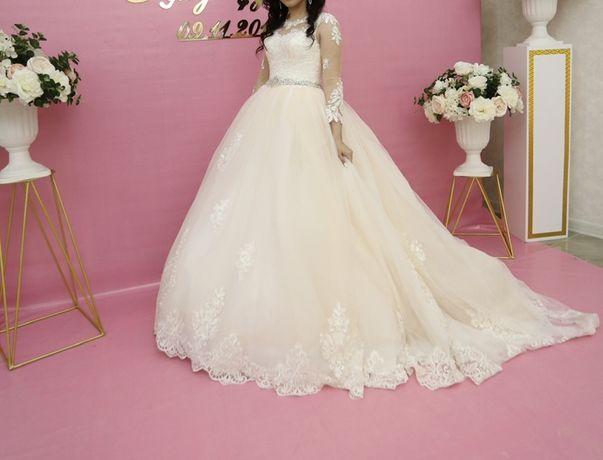 Продам свадебное платья Одевала только 1 раз