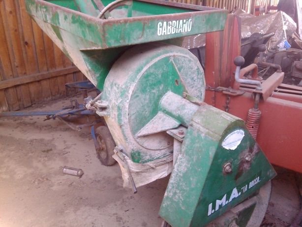 moara tractor