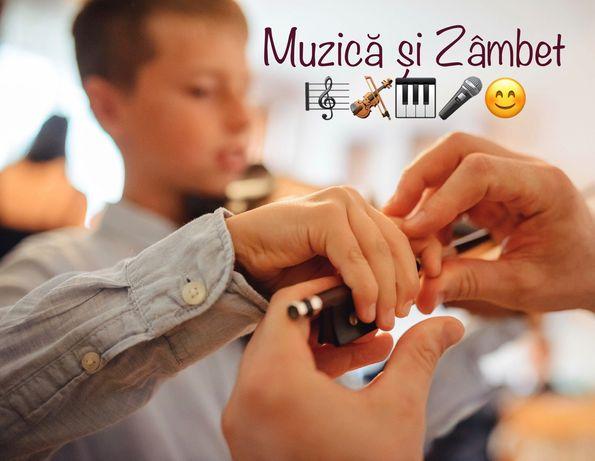 Cursuri/Meditații/ore de vioară, pian (inițiere) și teoria muzicii.