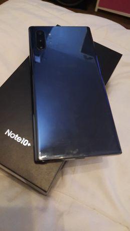Samsung Note 10 Plus Blek Original Cutie Și Încărcător.